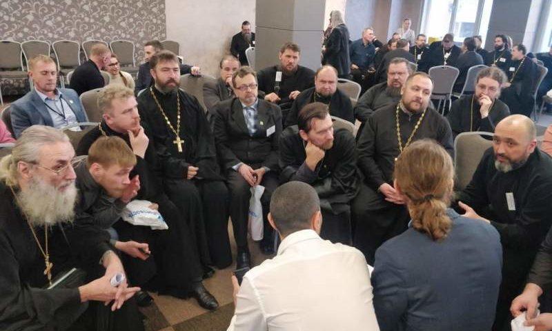 Шахтинская епархия популяризирует трезвый образ жизни среди молодежи
