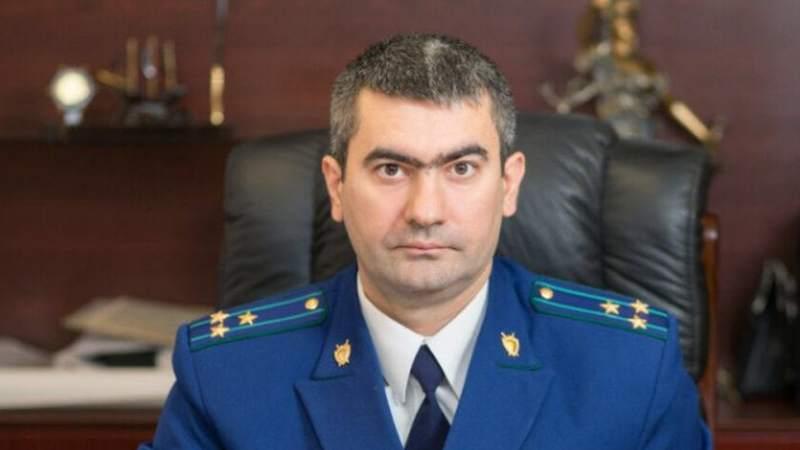Экс-зампрокурора Шахт назначен на пост прокурора Смоленской области