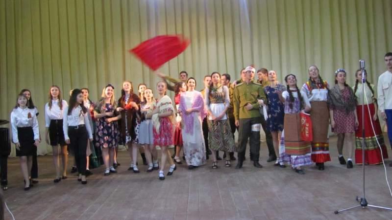 В Шахтинском музыкальном колледже провели научно-практическую конференцию  «В атаку шли за правду, за Победу…»
