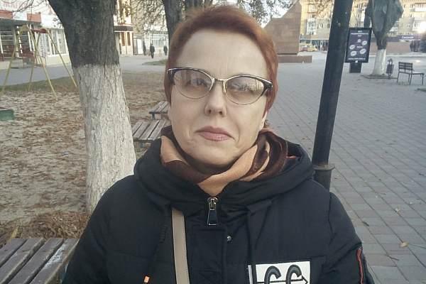 Марина ВАГИНА, пенсионерка: