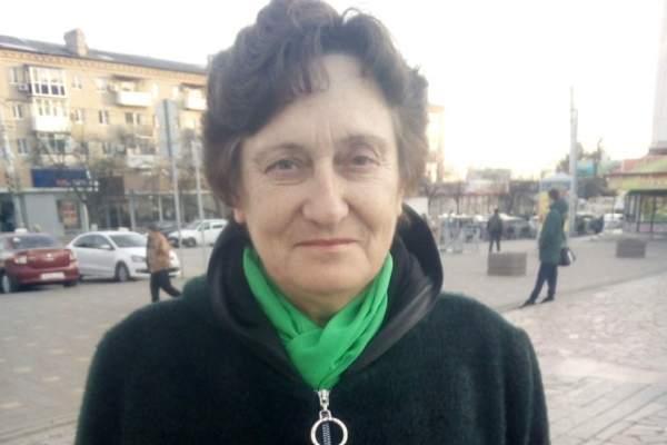 Надежда ЗАЙЦЕВА, пенсионерка: