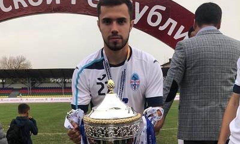 Шахтинец стал обладателем Кубка Кыргызстана