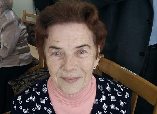 Нелли КУЗЬМЕНКО, 87 лет: