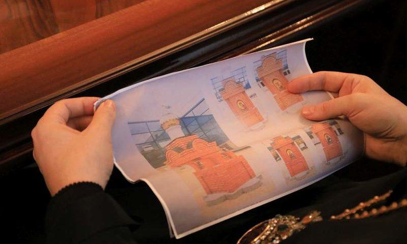На территории 150-й мотострелковой дивизии планируется строительство православного храма