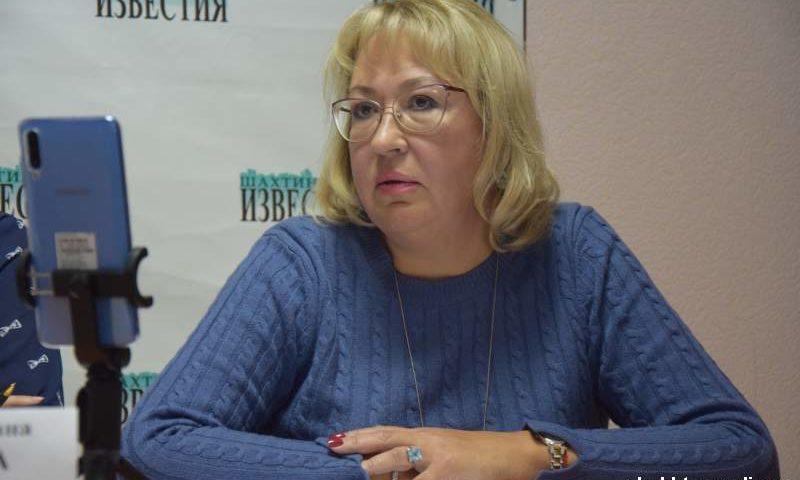 Итоги прямого эфира с директором департамента здравоохранения г.Шахты Светланой Васильковой