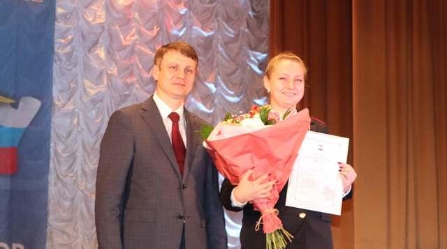 Глава администрации г.Шахты Андрей Ковалев поздравил сотрудников и ветеранов органов внутренних дел