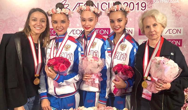 Шахтинская гимнастка Софья Агафонова завоевала бронзовую медаль в международном турнире