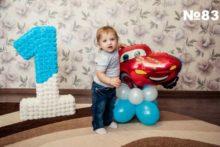 Никита Городецкий, 1 год