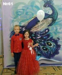 Крохины Сергей, 7 лет и Екатерина, 5 лет