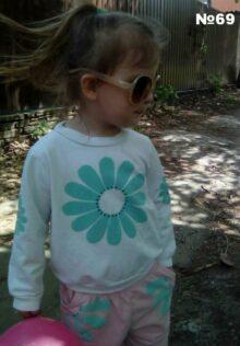 Эвелина Самедова, 3 года 10 месяцев