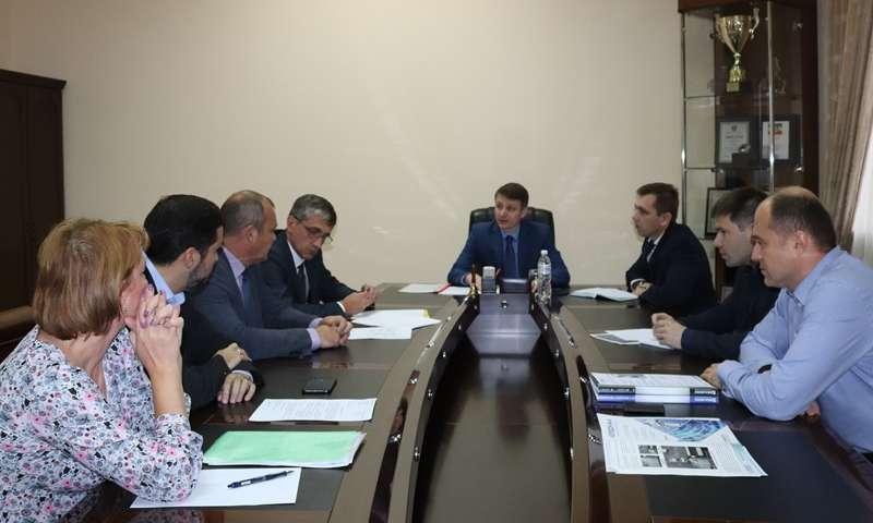 В г.Шахты обсудили вопросы реализации проекта «Умный город»