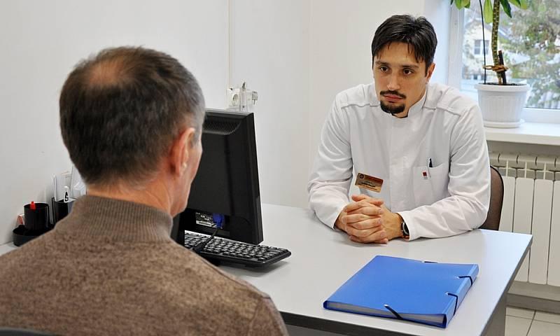 16 ноября в Ростовском онкоинституте пройдет бесплатная акция по раннему выявлению рака предстательной железы