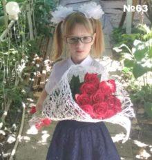 Анастасия Волкова, 7 лет