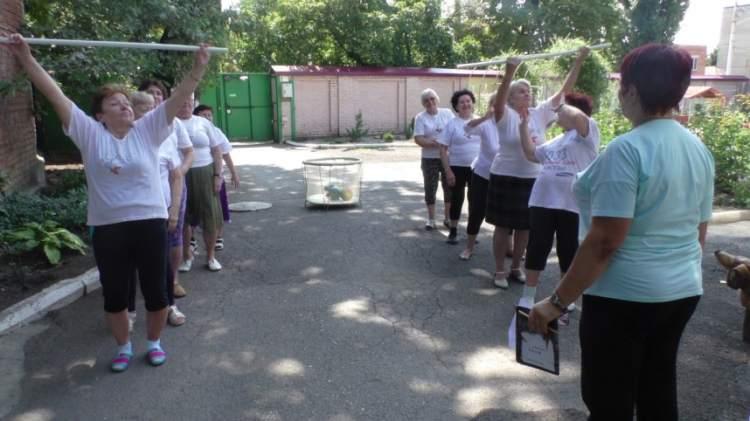 В ЦСО №1 работает центр «серебряных волонтеров»