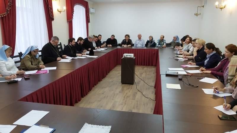 Вопросы милосердия и благотворительности поднимались на оргкомитете по подготовке II съезда по церковному соцслужению Донской митрополии