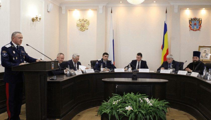 Муниципальные образования Дона увеличивают финансирование программ поддержки казачьих обществ