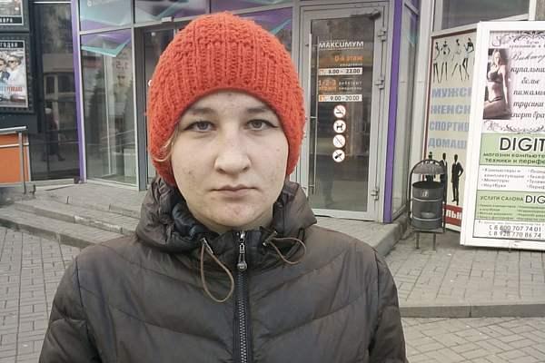 Полина Реутова, школьница: