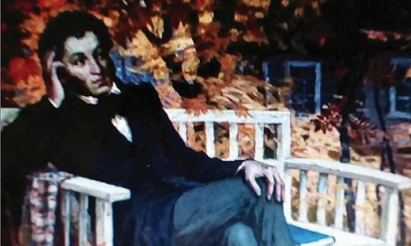 На своей страничке в Инстаграм Нинель Белоусова ведет блог о великом Пушкине