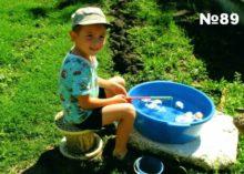 Аким Артамонов, 7 лет