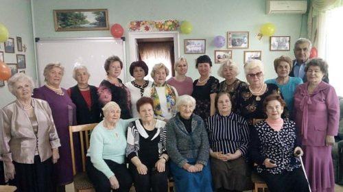 Центр социального обслуживания № 1 отметил День матери