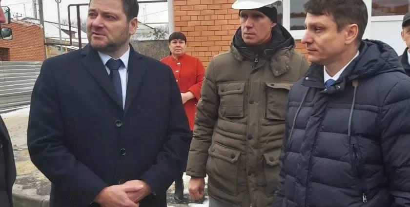 Информационная группа правительства Ростовской области посетила г.Шахты