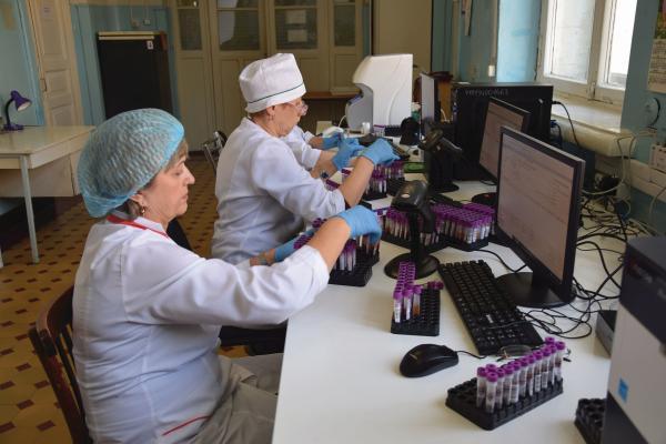 Шахтинцы смогут пройти бесплатное тестирование на антитела к коронавирусу