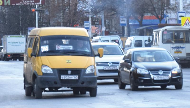 Общественный транспорт в Шахтах будут дезинфицировать (ВИДЕО)