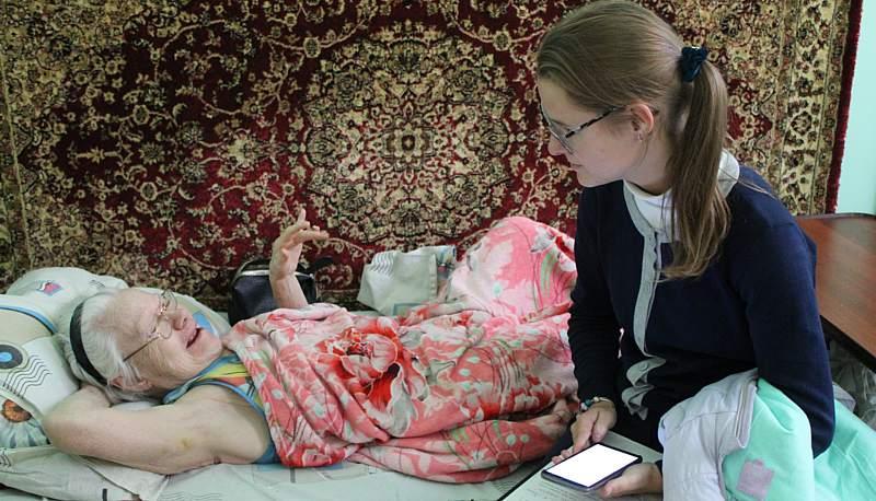 С нового года в Шахтах начнут работать бесплатные курсы по обучению уходу за лежачими родственниками