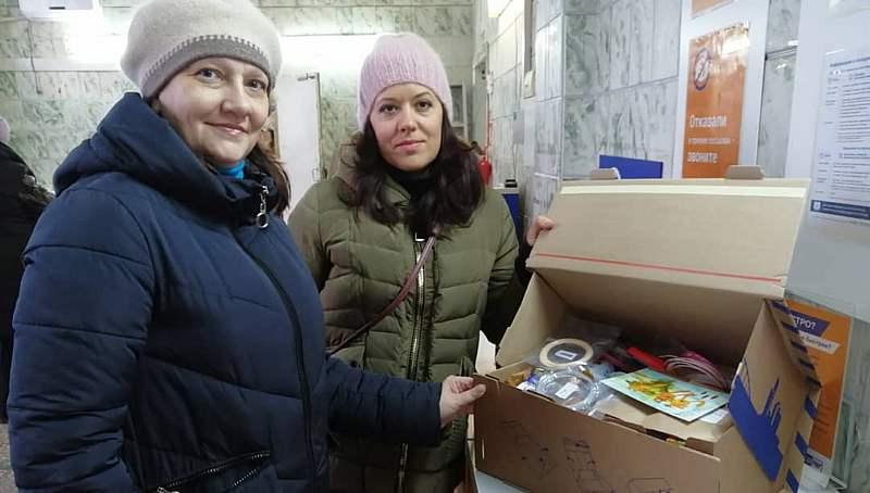 Подарок для Сережи: «Город мастеров» принял участие в благотворительной акции