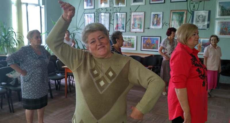 Шахтинцы разных возрастов занимаются в танцевальных кружках