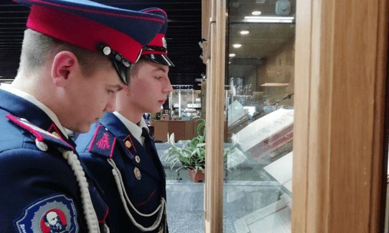 Донская государственная публичная библиотека открыла экспозицию «Донские казаки – 450 лет на службе Отечеству»