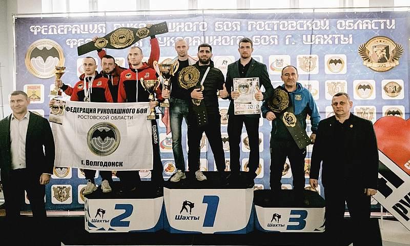 СК «БОЕЦ» г.Шахты пополнил свою копилку побед 42 медалями