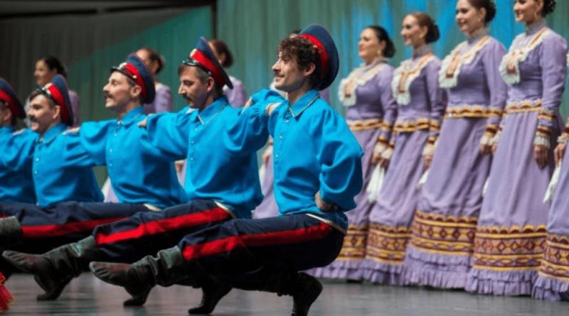 Ансамбль Донских казаков имени Анатолия Квасова выступит в Москве
