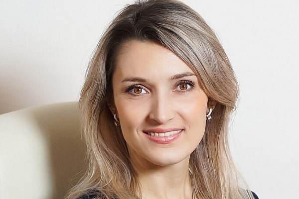 Наталья Хищенко, учитель английского языка в лицее №6: