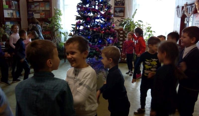 Рождественские встречи провела библиотека им. В.А. Закруткина