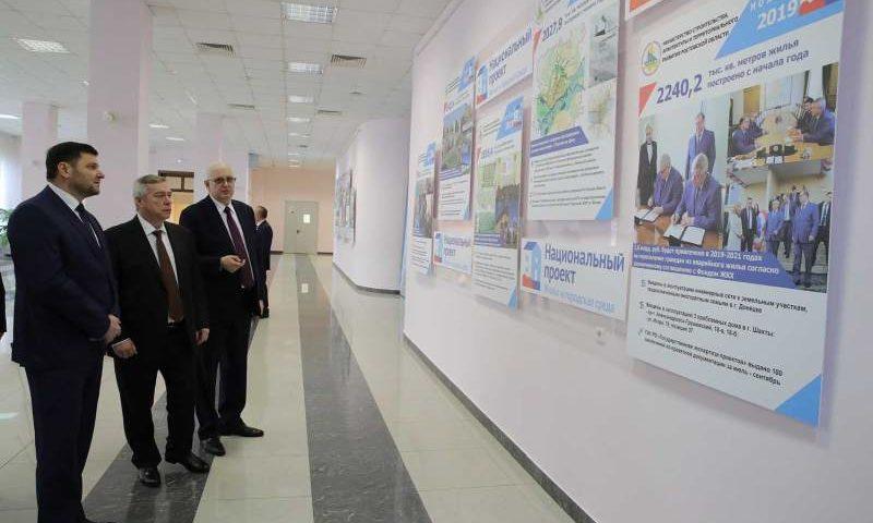 Донской регион вошел в число лидеров по досрочному выполнению показателей  нацпроекта «Жилье и городская среда»