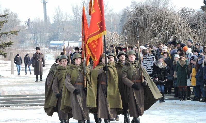 В ГДДТ  г. Шахты стартовал месячник мужества, посвященный 75-летию Великой Победы