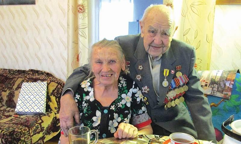 Ветеран Великой Отечественной войны Станислав Долгополов отметил 95-летие