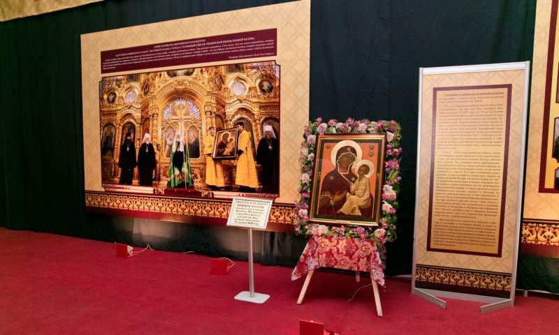 Уникальные святыни и интерактивная экспозиция: проект «Дон Православный» проходит в «ДонЭкспоцентре»