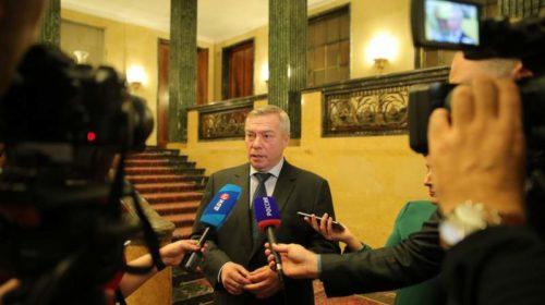 Василий Голубев: «У партнёрства Дона и Германии значительный потенциал»