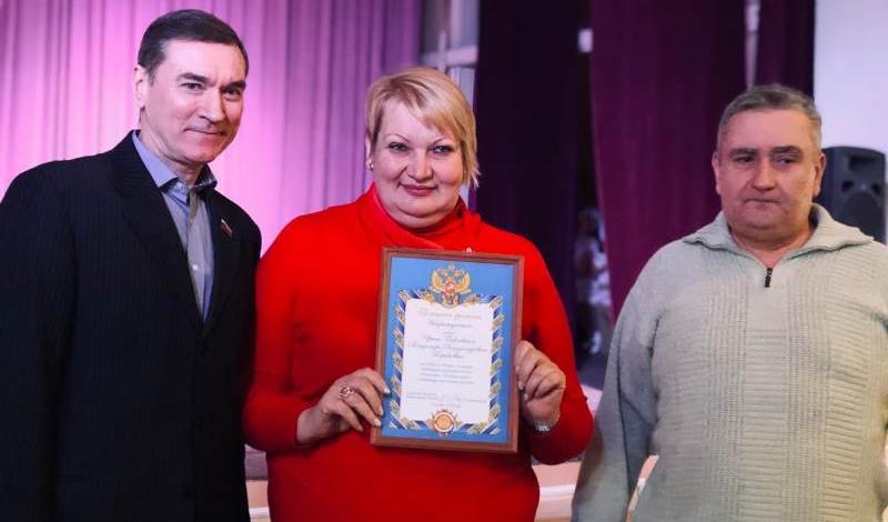 Шахтинские предприятия наградили за лучшее Новогоднее оформление