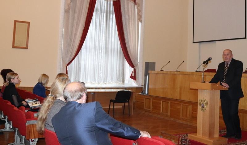 В администрации города Шахты прошел консультационный семинар