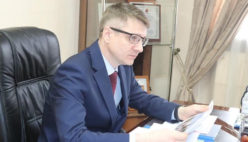 Глава администрации г. Шахты Андрей Ковалев провел совещание по подготовке к празднованию 75-летия Победы
