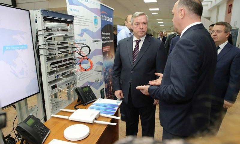 97% донских домохозяйств Ростовской области смогут получить доступ к высокоскоростному интернету к 2024 году