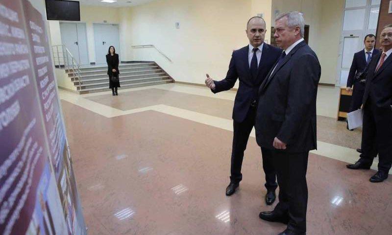 Объем промышленного производства в Ростовской области за пять лет увеличился вдвое