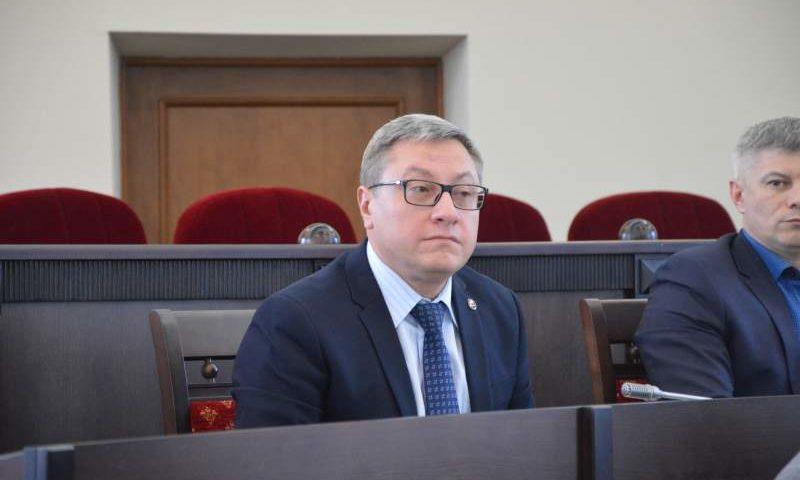 Сергей Страданченко избран председателем Экспертного совета Общественной палаты г. Шахты