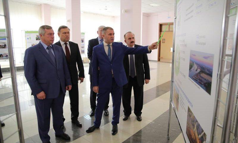 Донской регион вошел в ТОП-10 по производству основных продуктов сельского хозяйства