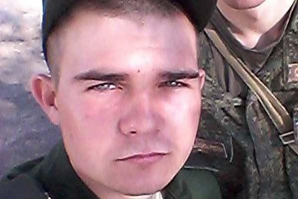 Денис Маршалкин, военнослужащий: