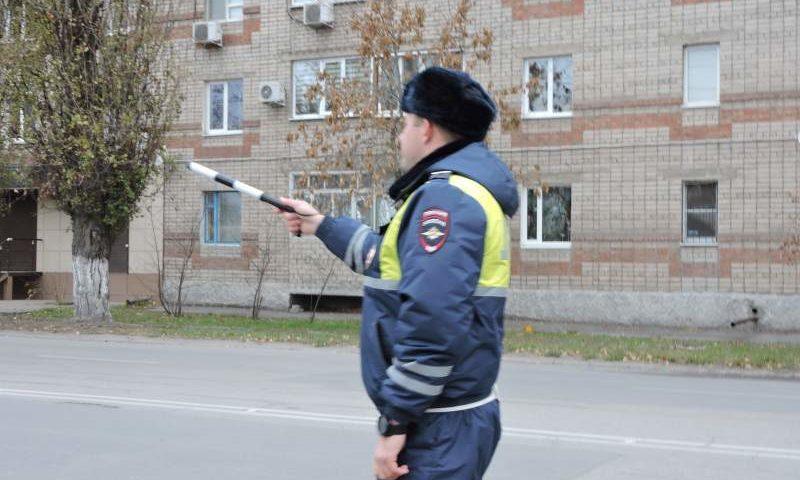 Сотрудники ГИБДД  проводят  в Ростовской области массовые проверки соблюдения водителями требований к перевозке детей