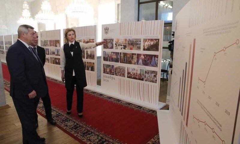 В Ростовской области каждый год проводится свыше 300 000 мероприятий в сфере культуры